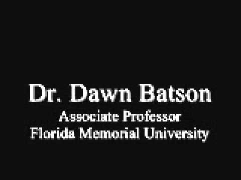 Dr. Dawn Batson - An Exclusive When Steel Talks Interview