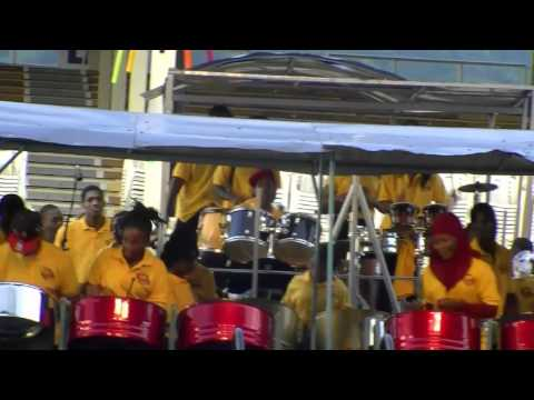"""Bacchanalist"" performed by East Mucurapo Secondary - Trinidad & Tobago 2012 Junior Panorama."