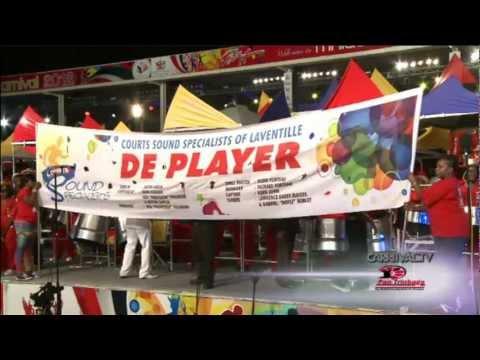 """De Player"" - Sound Specialists (2012 Panorama Medium Band FINALS)"