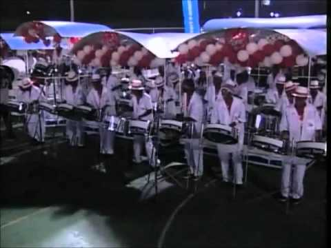 Diamond Steel Orchestra - Messenger Of Love (Panorama 2005)