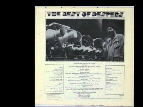 """Desperadoes Steel Orchestra """"Don't Leave Me This Way"""" (1977)"""