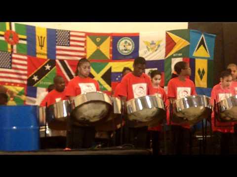CASYM Steelpan Performance, Music and Arts School Programs