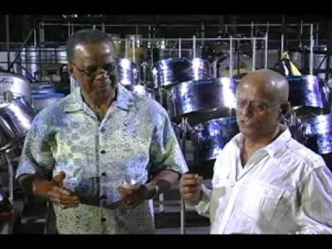 Exodus Steel Orchestra and The Honourable Errol Mc Leod Minister of Labour and Small and Micro Enterprise Development