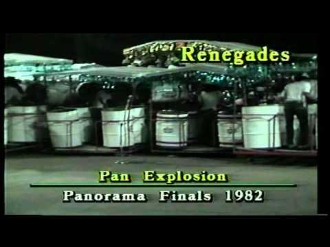 Steelband Panorama Champions 78 - 83