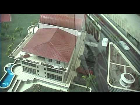 Pan Trinbago Proposed Original Headquarters Model - WST News