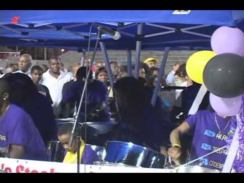 Puncernelly   Salah`s Steelpan Academy          Pan Alive 2008.avi