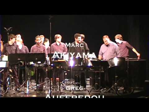 Fuego-Contra-Fuego performed by NYU Steel