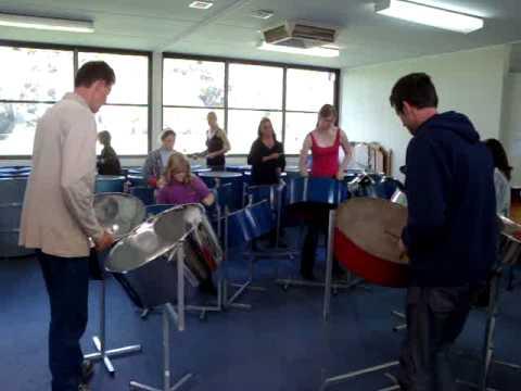 Jammin' Steel Orchestra - Australia