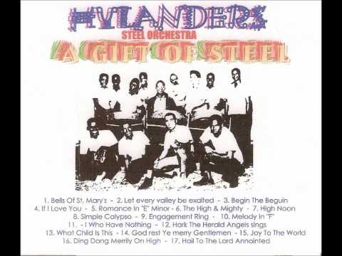 """""""If I Loved You""""- Bertie Marshall's Hylanders Steel Orchestra"""