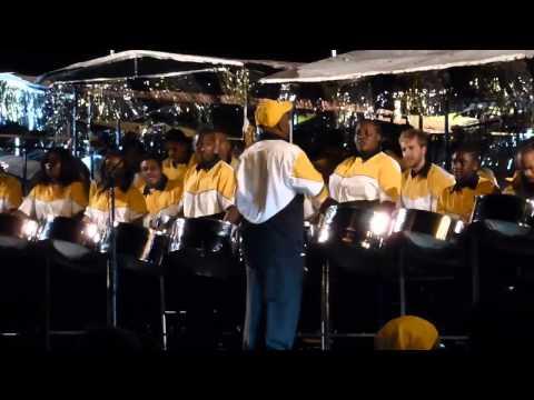 Pan Sonatas: Gie Dem Tempo (live at NY Panorama 2012)
