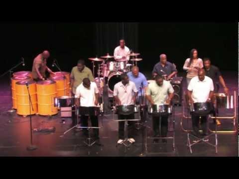 Pan Paradise Steel Drum Band - DOWN RISING