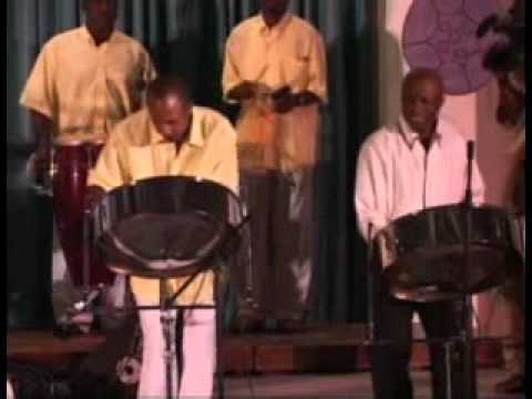"""Stand By Me"" by Antigua's Roots Steel Band"