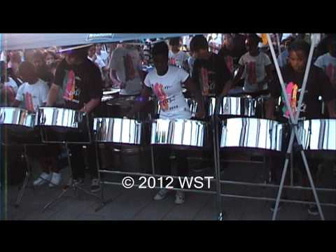 HYSO - The Greatest Love of All - Canadians Celebrate Steelpan Music at Week-Ends du Monde