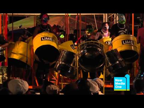 "Antigua Panorama 2012 Champions - Hells Gate- ""J'ouvert Rhythm"" by King Short Shirt"