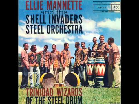 Ellie Mannette & Invaders - Wizards of the Steel Drum