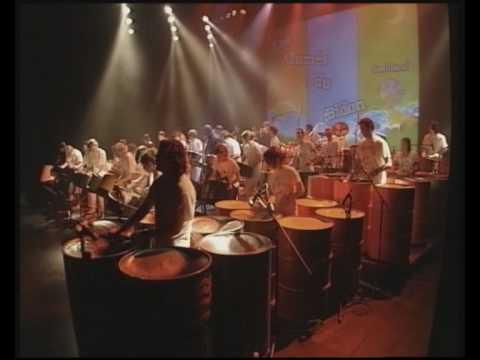 Kassav' - DVD Live - Les Allumés du Bidon