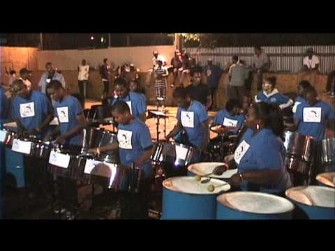 CASYM Steel Orchestra at Sonatas 2012 Launch