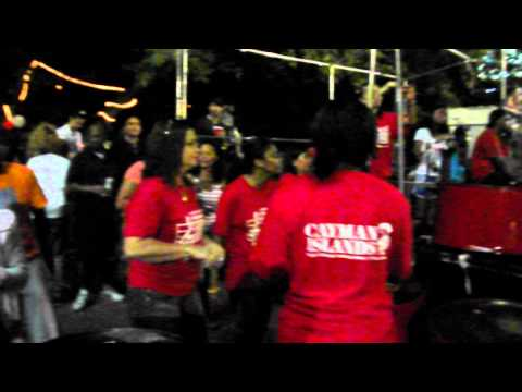 Afropan Steel Orchestra 2012  Part 2