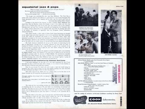 "Girl Pat Steel Orchestra ""Castillianne"", ""Juliana""(1956)"