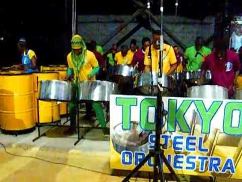 TOKYO YOUTH STEEL ORCH. -  Africa.