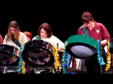 Summit Academy Steel Band-  Pretty Woman-  Akron Civic Theatre- Akron, OH 11/17/12