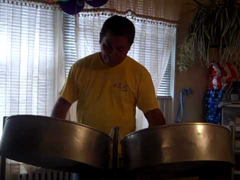 schubert serenade on steel pan played by bede lopez