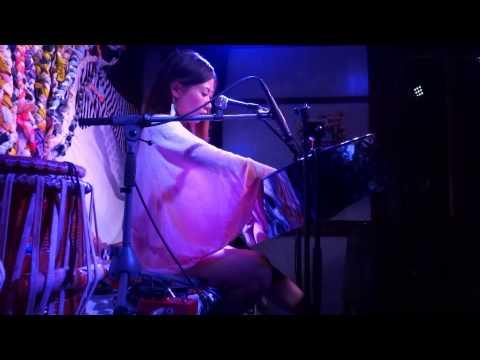"""トンチ(tonchii)  """"すもぐり"""" Live at Le Perican Rouge 2012.10.14"""