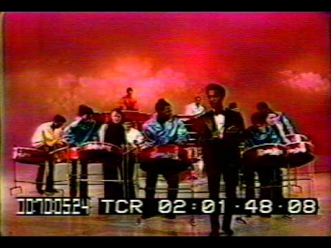 SunJets Steel Band on Ed Sullivan May 23 1970.avi