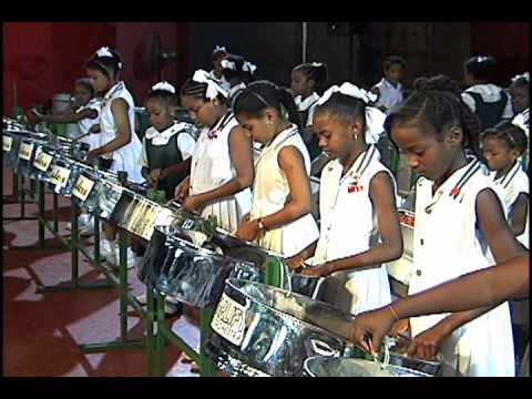Stevie Wonder Overjoyed steel drums