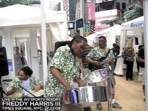 Freddy Harris III Live @ The Nintendo Wii Sports Resort