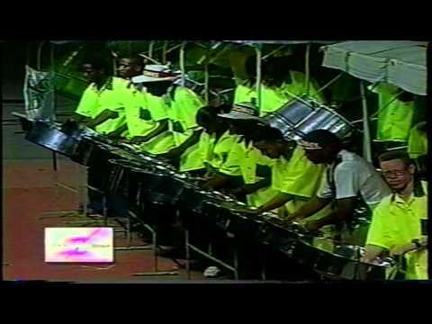 Nu Tones - Yesterday - Arranger Clive Bradley -  HD