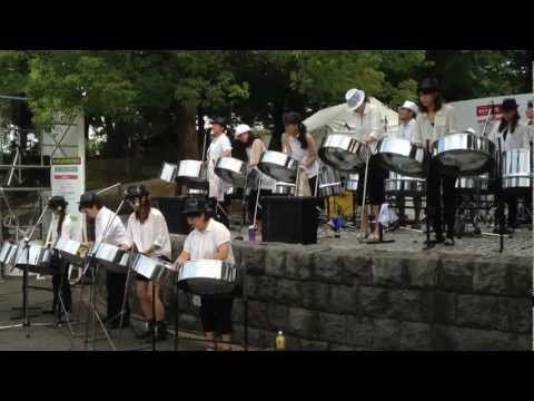 Earth Wind & Fire Medley」PANLAND Steel Orchestra (スタビライズ処理済み)