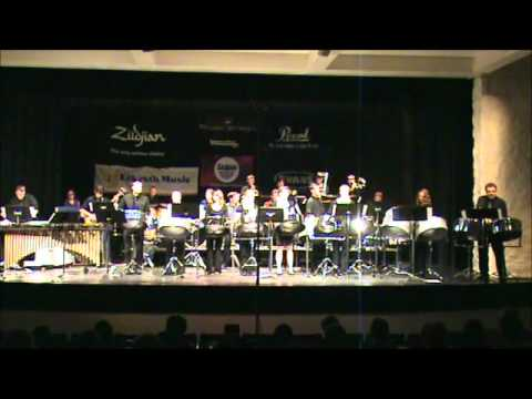 University of Mary Jazz Band and Steel Band