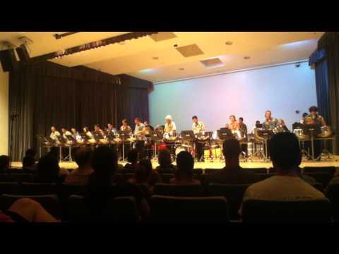 CSULB Steel Drum Orchestra