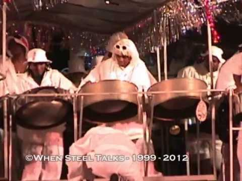 """Pantonic Steel Orchestra - Clive Bradley arranger - NY Panorama 1999 - """"In My House"""""""