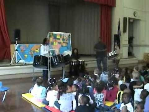 Multicultural Performing Arts - World Music In-school Presentation