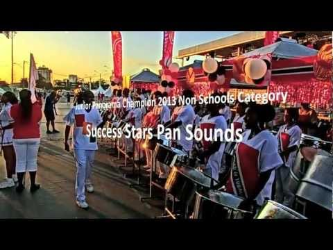 SUCCESS STARS PAN SOUNDS JUNIOR PANORAMA CHAMPION 2013