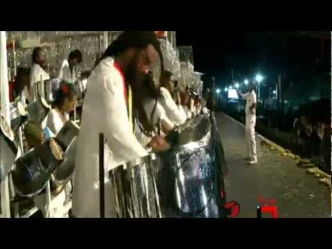 """Sapna (The Dream)"" - Skiffle Steel Orchestra (2013 Panorama Large Band FINALS)"