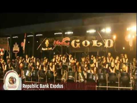 """Gold"" - Exodus (2013 Panorama Large Band FINALS)"