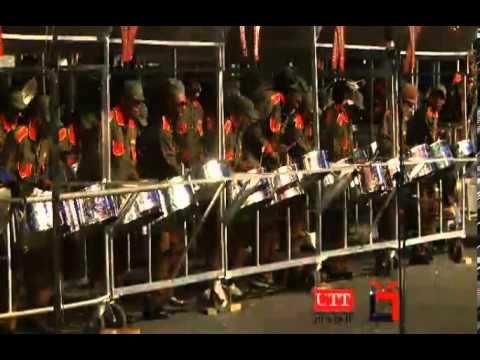Desperadoes 2013: Panorama Finals - Hammer Time