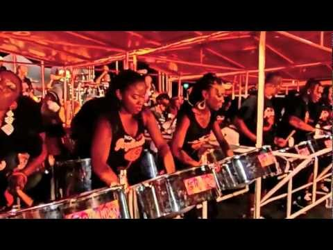 "Couva Joylanders - Medium band Panorama Preliminary 2013 - ""Band from Space"""