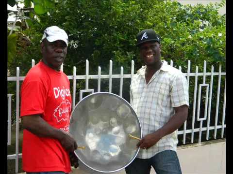 Trinidad Steelband Pan Tune 2013 !  We come out To Play Music score