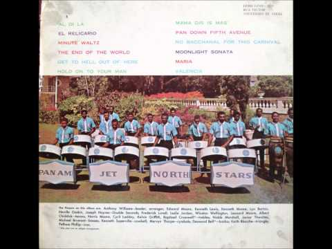 "Pan Am North Stars - The Mighty Sparrow's ""Dan is the Man (in the van)"" -Panorama winners 1963"