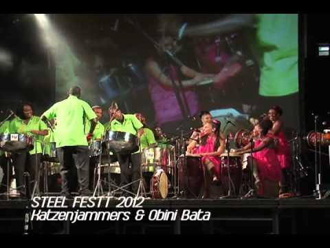 STEEL FESTT 2012 Katzenjammers & Obini Bata