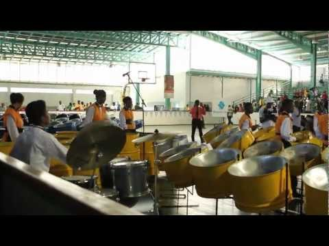 Steel Pan Guyana Compilation 2012
