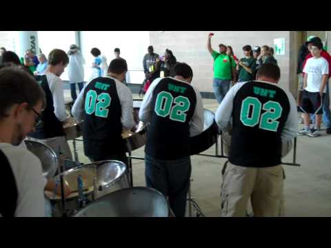 University of North Texas 2 O'Clock Steel Band