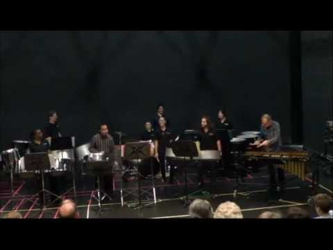 Pastiche Steel Ensemble featuring Liam Teague & Anders Åstrand - Steelband Times
