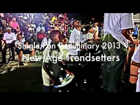 New Age Trendsetters Preliminary 2013