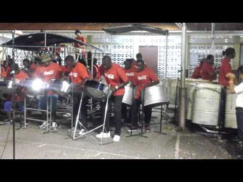 Tobago Panthers Iron Man 2013 Panorama Prelims
