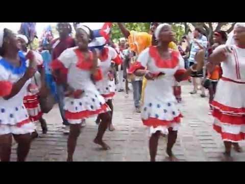 CONGA CASTILO DEL MORO - SANTIAGO DE CUBA